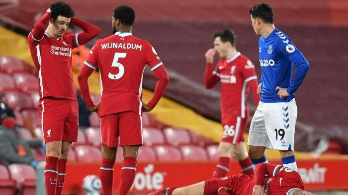 Liverpool Lagi Karamnya di Liga Inggris, Jordan Henderson Tambah Daftar Pemain Cedera
