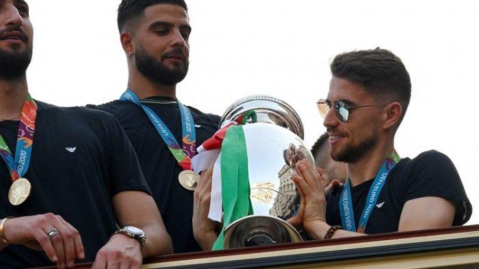 Menang Liga Champions dan Piala Eropa, Jorginho Tetap Diragukan Jadi Peraih Ballon d'Or 2021