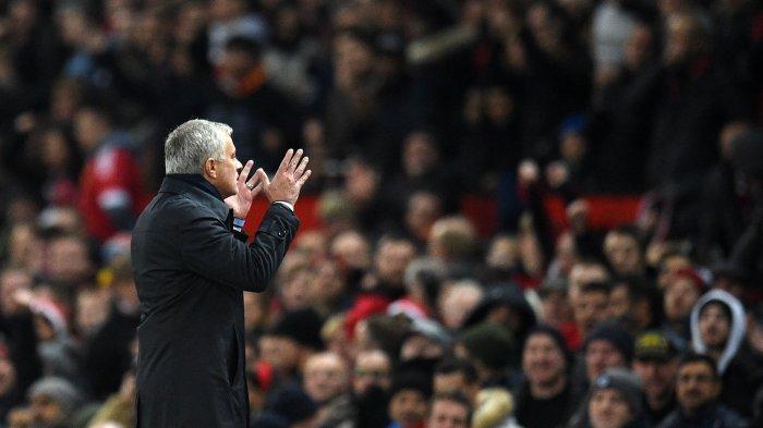 Skor Akhir 2-1: Manchester United (MU) vs Tottenham Hotspur, Kekalahan Pertama Jose Mourinho