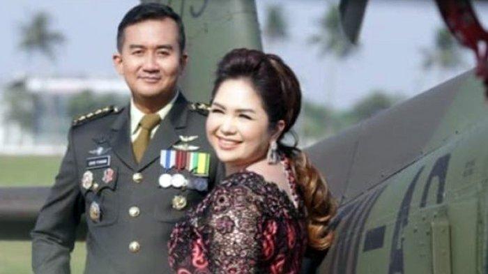 Kebahagiaan Joy Tobing setelah Resmi Menikah dengan Perwira TNI AU