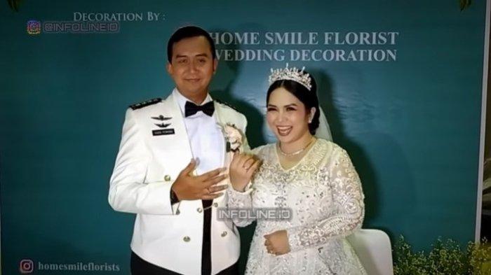 Sah Dinikahi Perwira TNI, Joy Tobing: Aku Seperti Putri