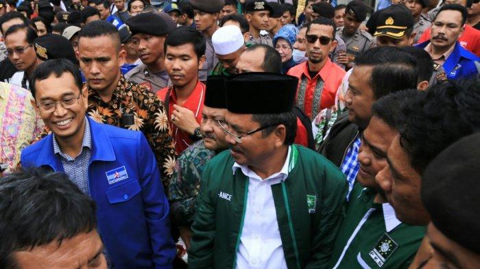 JR Saragih Optimistis Tes Kesehatan dan Rampungkan Syarat Maju ke Pilkada Sumut