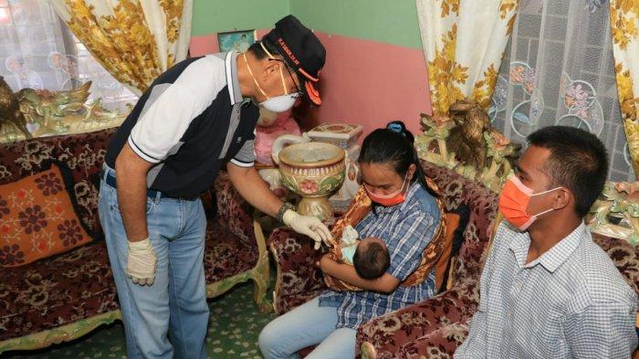 AKHIRNYA Bayi Tanpa Anus Dirujuk ke RS Adam Malik, Bupati Simalungun Tanggung Seluruh Biaya