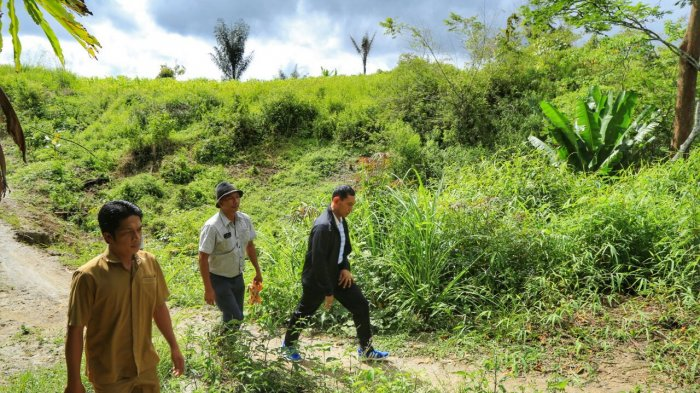 Disamping Fokus Kesehatan, JR Saragih Juga Genjot Pembangunan Infrastruktur