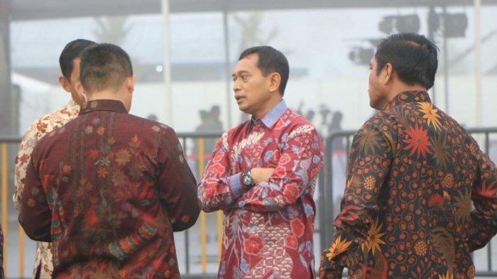 Bentuk Dukungan JR Saragih, Bandara Silangit Diresmikan Jokowi Berskala Internasional