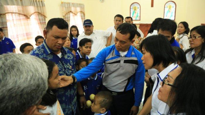 JR Saragih: Anak Panti, Generasi Muda Indonesia Penuh Talenta