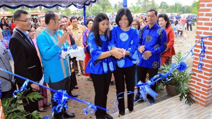 Peringati Hari Pahlawan, JR Saragih Membangun Panti Asuhan Gelora Kasih GBKP