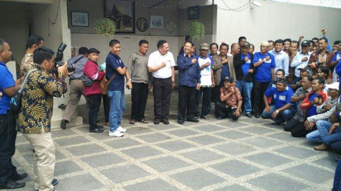 JR Rayakan Natal Bersama 'Pecinta JR' di 21 Kecamatan Kota Medan