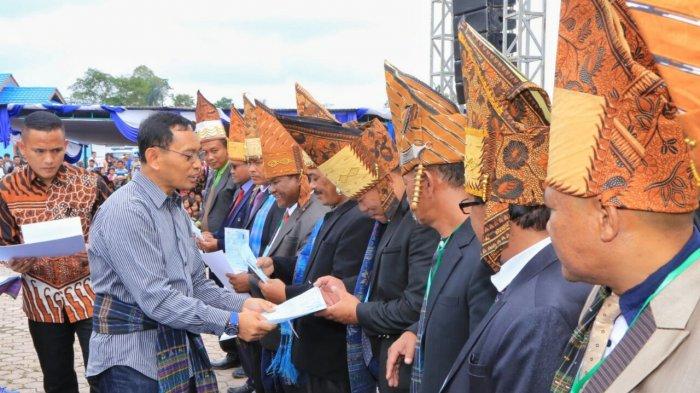 JR Resmikan Dolok Masagal Jadi Kecamatan Baru, yang Ke-32 di Kabupaten Simalungun