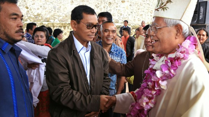 Corry Sebayang Beri Dukungan Lebih atas Kepemimpinan dan Dedikasi JR Saragih