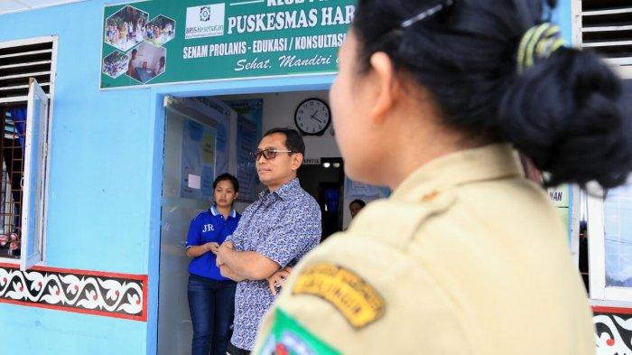Miris! Di Puskesmas Haranggaol Dokter Cuma Dinas Hari Senin, JR Saragih Berang Bukan Kepalang