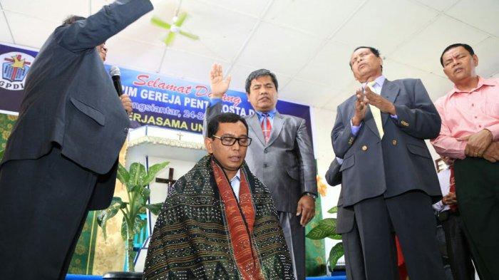 JR Saragih Didukung Gerejawan untuk Bertarung pada Pilgub Sumut