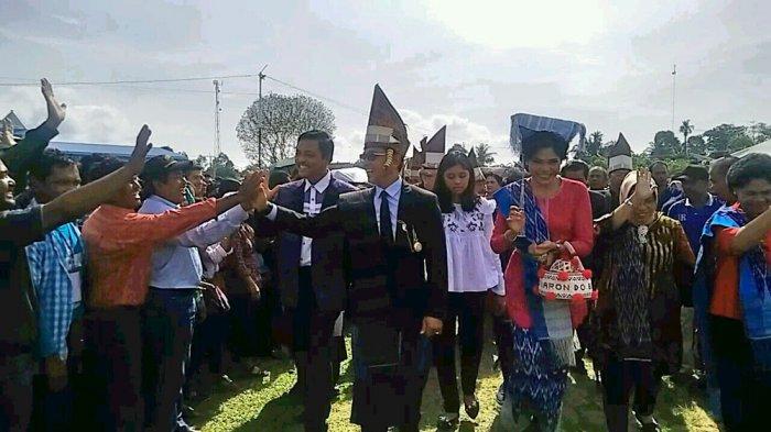JR Saragih Gelar Upacara Adat Paborhathon, Ribuan Warga Multietnis dan Lintas Agama Hadir