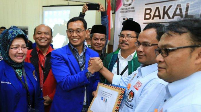 Lolos Tes Kesehatan Sebagai Bakal Calon Gubernur Sumut, Begini Reaksi JR Saragih
