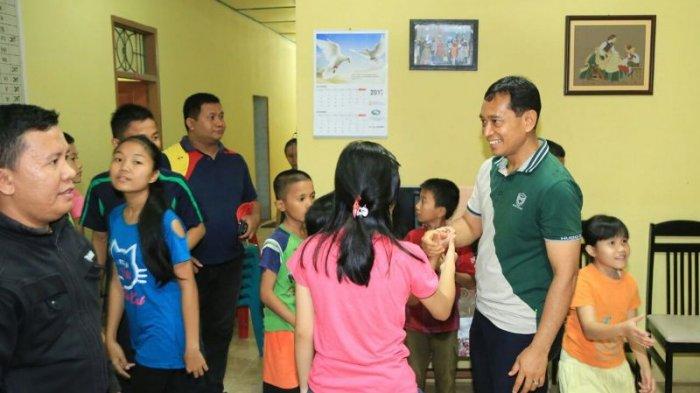 Anak Panti Asuhan Bukit Kalvari Komentari Sosok JR Saragih