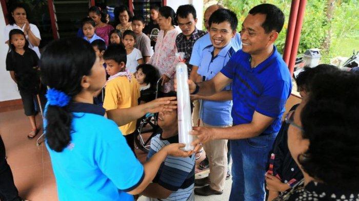Warga Kepulauan Nias Ingin Merasakan Pelayanan JR Saragih