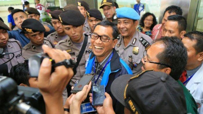 Datang Lebih Awal, JR Saragih-Ance Terus Menebar Senyum Semangat Baru Sumut