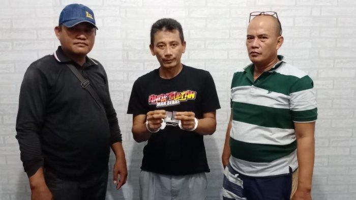 Jual Sabu Ketengan, Pria 50 Ditangkap Petugas Polsek Prapat Janji