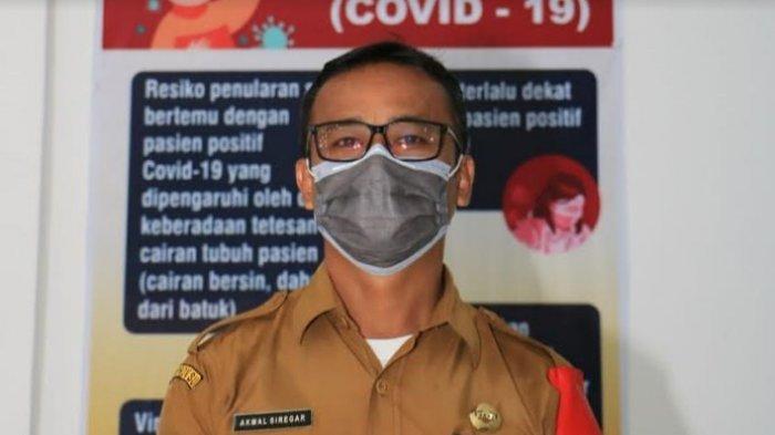 MENGGANAS Kasus Covid 19 di Simalungun, Dua Kecamatan Masuk Zona Merah