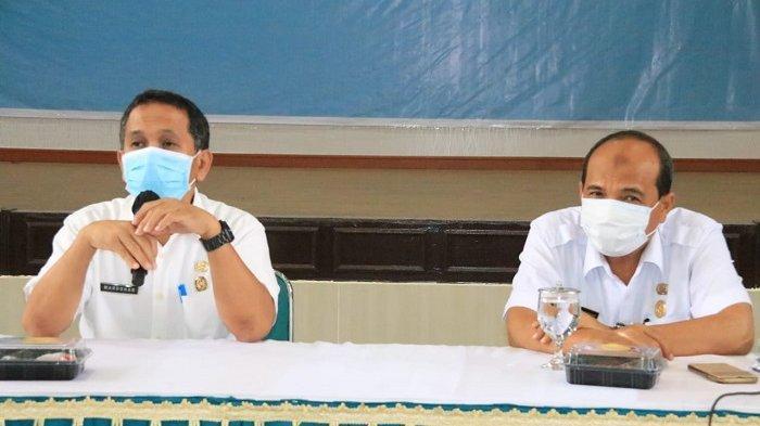 Keberhasilan Protokol Kesehatan di Medan Tergantung Peran Petugas Penanganan Covid-19