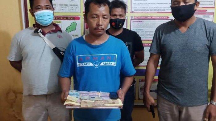 Jual Judi KIM, Polisi Tahan Seorang Petani di Tapanuli Tengah