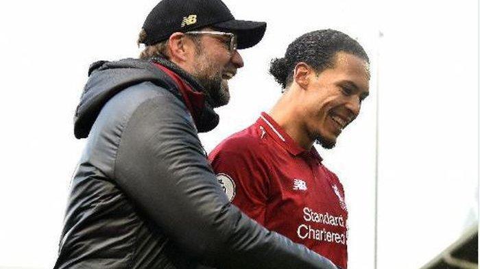 Prediksi Liverpool Vs Burnley Liga Inggris, Klopp Bicara Kondisi Van Dijk yang Mulai Menjanjikan
