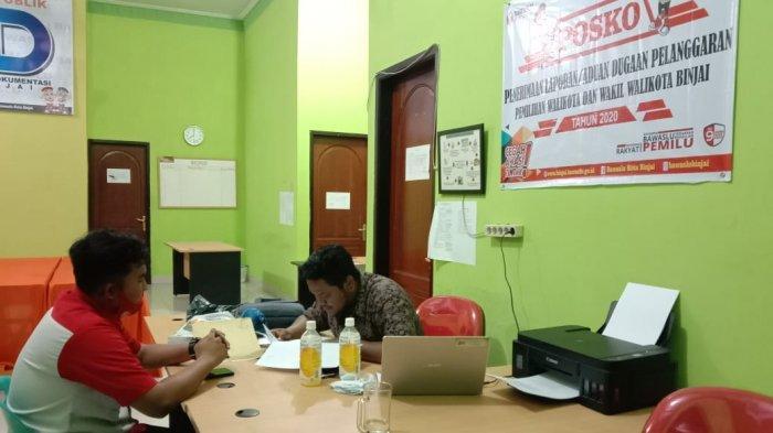 Bapaslon Juliadi-Amir Dilaporkan ke Bawaslu Binjai, Diduga Kampanye Saat Agenda Reses Anggota DPRD