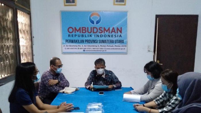 Nakes Covid RS Pirngadi Cuma Diberi Insentif Dua Bulan, Berharap Ombudsman Beri Solusi