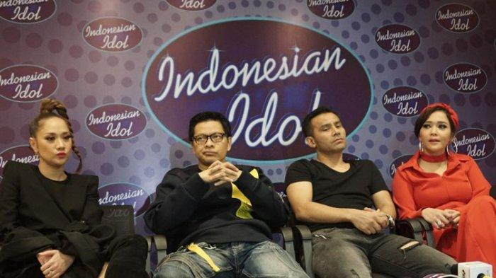 SHOWCASE Indonesian Idol - Armand Maulana Gantikan Kursi Juri Anang Hermansyah, Jangan Diambil Hati