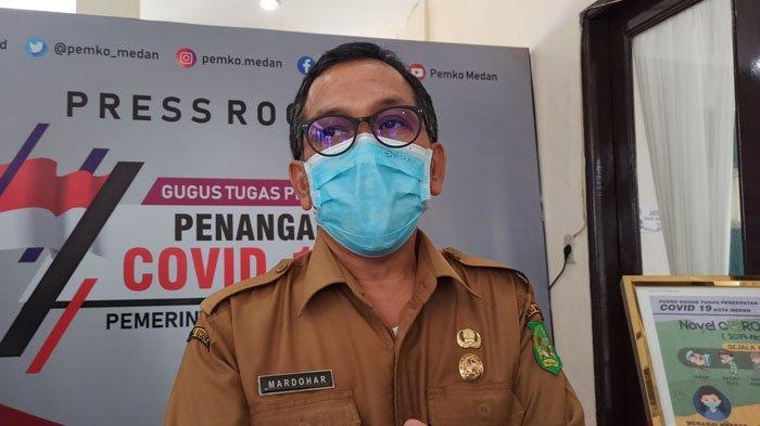 Jelang Libur Akhir Tahun, Satgas Covid-19 Kota Medan Imbau Warga Disiplin Terapkan 3M