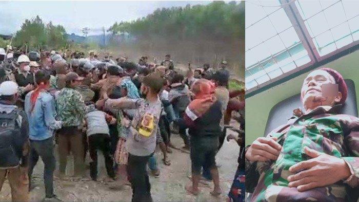 Besan Menteri Luhut Panjaitan Jadi Korban Luka-luka Kekerasan Pekerja PT TPL