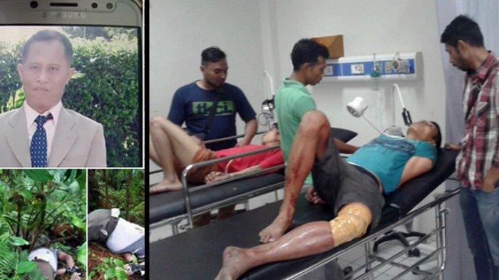 5 Pelaku Perampokan & Pembunuhan Justinus Sinaga Ditangkap Polisi, 3 Ditembak di Bagian Kaki