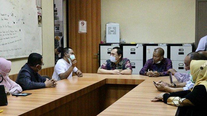 Intip Pembangunan Kota Medan, DPRK Lhokseumawe Kunker ke Pemkot Medan