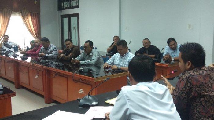 Kunjungan Kerja, DPRD Nias Barat dan Aceh Timur 'Dicueki' Anggota DPRD Deliserdang!