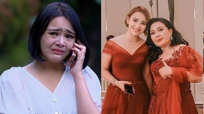 Kabar duka! Artis Amanda Manopo kehilangan ibunda tercinta Henny Manopo