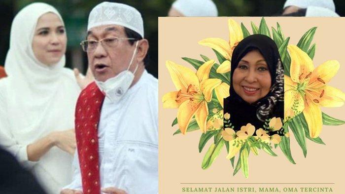 Kabar Duka dari Aktor Senior Anwar Fuady, Istri dan Anaknya Berpulang ke Rahmatullah