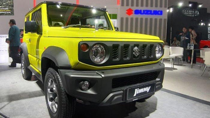 Suzuki Jimny Bermasalah di Eropa, Bagaimana dengan di Indonesia?