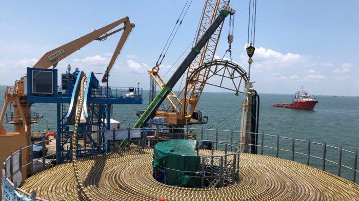 Investasi Rp 1,9 Triliun, Kabel Listrik Bawah Laut Sumatera-Bangka Rampung Akhir 2021