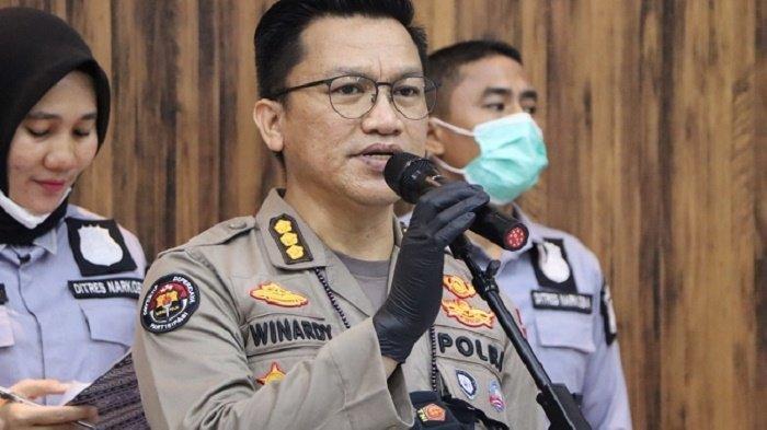 Kabid Humas Polda Aceh Kombes Winardy