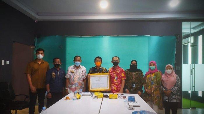 Pemkab Langkat Dapat Penghargaan Nominasi Anugrah KPAI, Sekda Ucap Terima Kasih