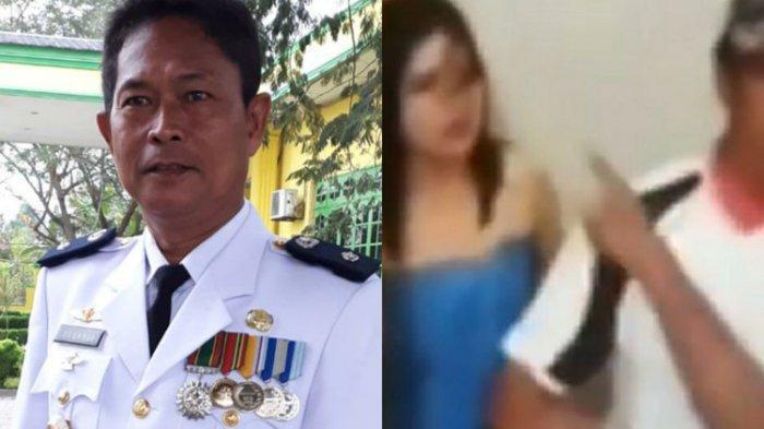 Kades Sei Buluh Diperbolehkan Polisi Pulang, akan Dijerat Pasal Zina