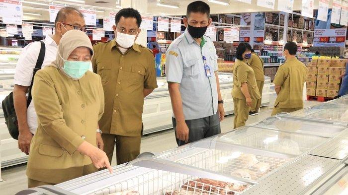 Temukan Produk Kedaluwarsa di Pusat Perbelanjaan, Tim Satgas Ketapang Medan Beri Teguran
