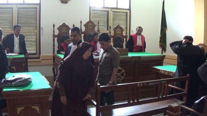 Divonis Satu Tahun Penjara, Mantan Kadis Koperindag Tapanuli Selatan Mengaku Pusing