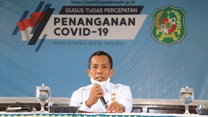 Kadis PU Kota Medan: ASN Jangan Lalaikan Protokol Kesehatan