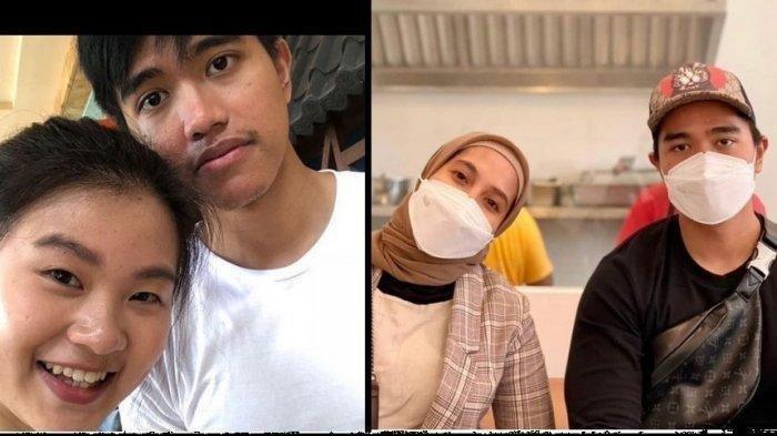 Kaesang Pangarep - Felicia Tissue dan Kaesang Pangerang Nadya Arifta -