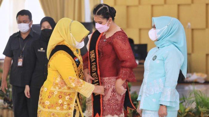 PUTRI Presiden Joko Widodo Dikukuhkan sebagai Bunda PAUD Kota Medan