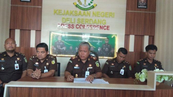 Kejaksaan Tetapkan Tiga Tersangka Kasus Penyaluran Kredit Perbankan di Tanjungmorawa