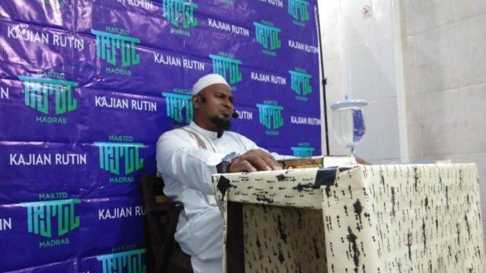 Masjid Taj'ul Madras Gelar Kajian Virtual via Youtube, Inovasi Perkuat Iman di Bulan Ramadan