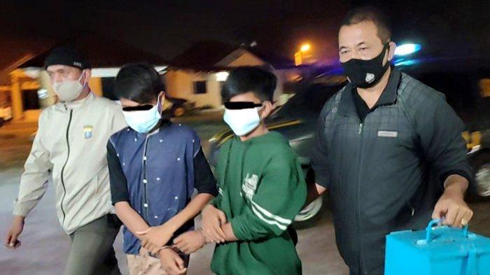 Masih Remaja, Dua Kakak Beradik Keliling Bongkar Masjid dan Rumah