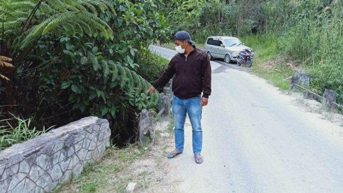 Bocah 11 Tahun Tewas Terjun ke Dasar Sungai di Taput, Baru Pindah dari Bekasi setelah Ayah Meninggal